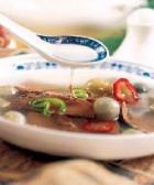 桂圆炖猪心的做法