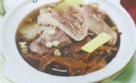 霸王花炖猪肚的做法 怎么做霸王花炖猪肚