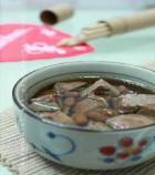 猪心枸杞汤的做法