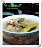 苦瓜猪骨汤的做法