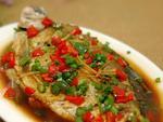 红烧鳊鱼的做法,如何做,怎么做,图解详细步骤