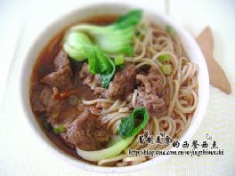 台湾牛肉面的做法