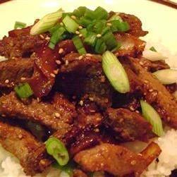 鲜嫩韩式烤牛肉的做法