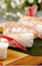 大虾寿司的做法