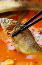 酸汤鱼的做法