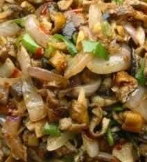 洋葱炒黄鳝的做法