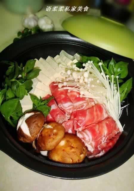 火锅肥牛锅_概况做法锅的肥牛,做,做天天家常菜碳商户豆腐豆腐图片