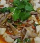 红烧平菇豆腐的做法