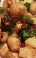牡蛎焖豆腐的做法
