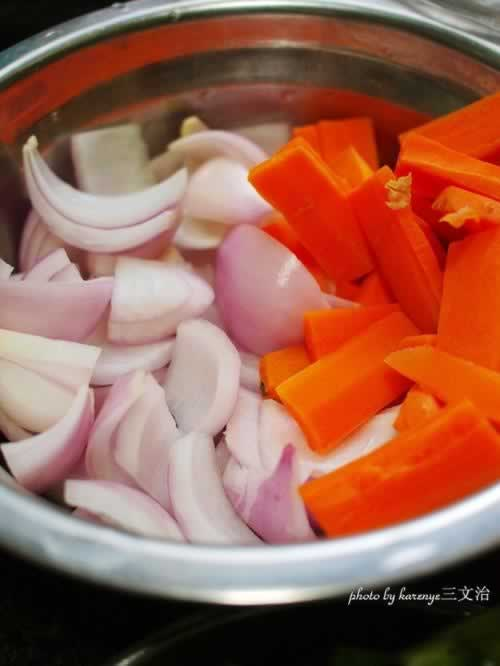香芒炒牛肉的做法(水果菜谱)