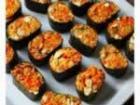 紫菜胡萝卜鱿鱼卷的做法