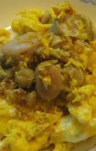 鸡蛋煎带子的做法