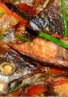 番茄焖青鱼的做法