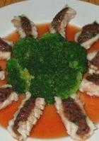 茄汁黄花鱼的做法