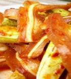 红油猪耳拌黄瓜的做法