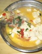 豆腐黄鱼的做法
