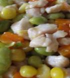豆香鸡丁的做法