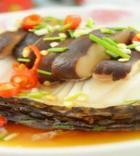 香菇蒸鳕鱼的做法