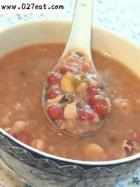 红豆绿豆粥的做法