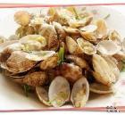 葱油花蛤的做法