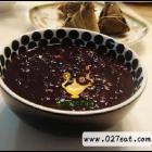 杂豆黑米粥的做法