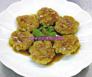 炸藕饼_炸藕饼的做法_图解炸藕饼怎么做,如何做