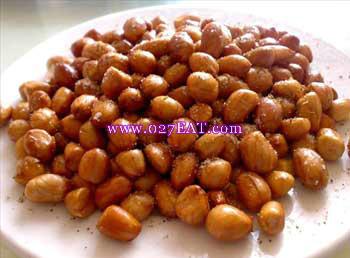 油酥花生米_油酥花生米的做法_图解油酥花生米怎么做,如何做