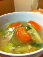 冬菜汤的做法
