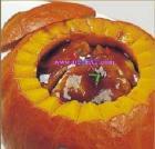 南瓜鲜菇鳕鱼脯的做法