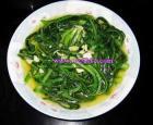蒜蓉油麦菜_蒜蓉油麦菜的做法_图解蒜蓉油麦菜怎么做,如何做