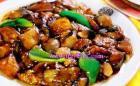 萝卜叶拌蚕豆的做法
