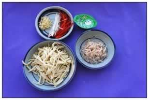 虾皮干丝汤的做法