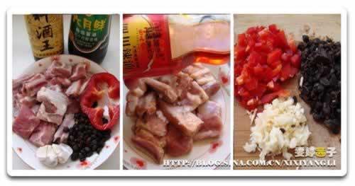 传统粤菜豉汁蒸排骨的做法