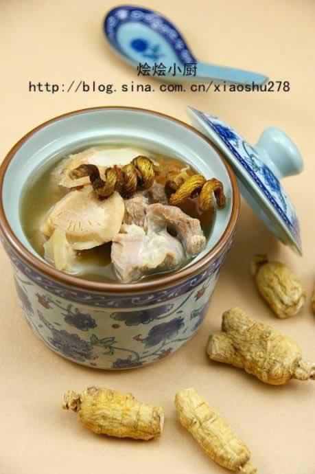 花旗参石斛瘦肉汤的做法