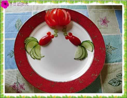 漂亮的菜边装饰的做法怎么煮西米才会透明
