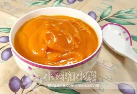 降糖降脂南瓜汤的做法