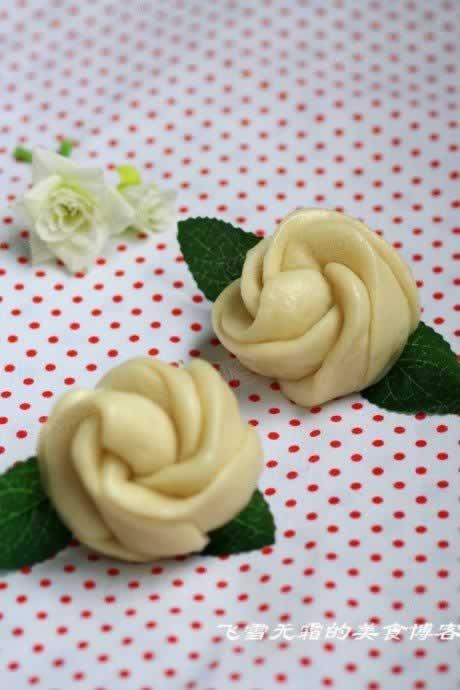 玫瑰花卷的做法,怎么做