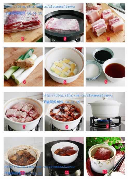 英文菜谱做法步骤