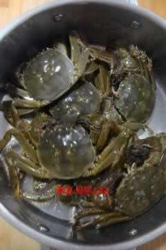 图解 大闸蟹/膳道:三条理由证明 大闸蟹煮的比蒸的好吃