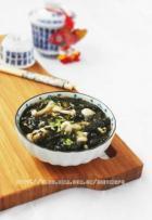 紫菜鲜菇汤的做法