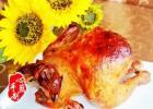 五香辣油烤鸡的做法