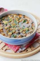 榨菜螺蛳肉炖蛋的做法