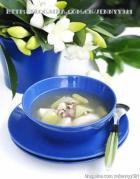 西瓜皮竹笋煲瘦肉的做法