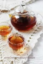 罗汉果草茶的做法