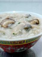 香菇鱼片粥的做法