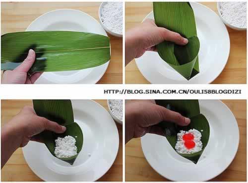 水晶粽子的做法步骤