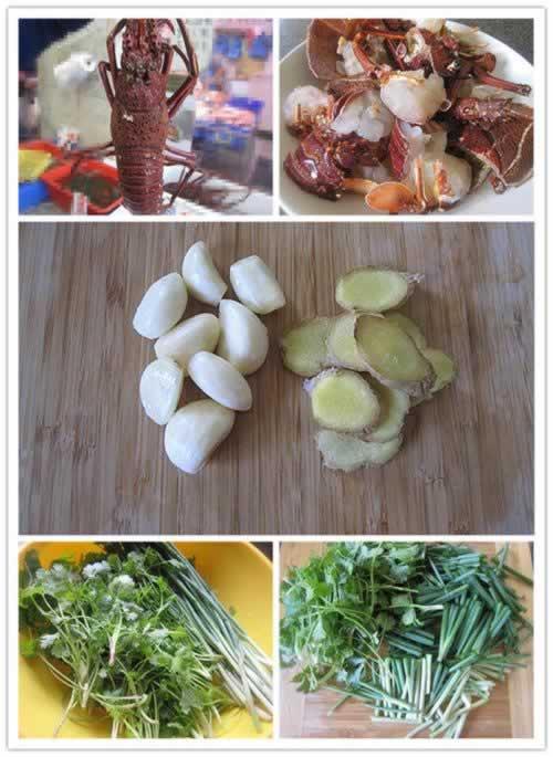 姜葱澳洲龙虾 姜葱澳洲龙虾的做法,怎么做,如何做好吃,图解详细步