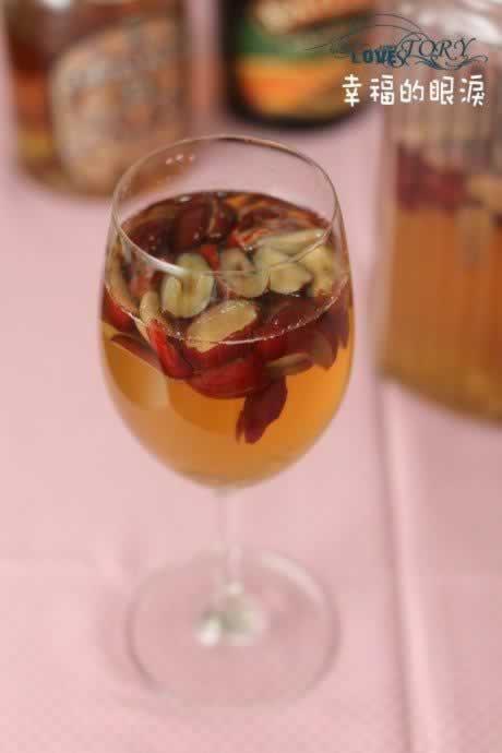 蜂蜜红枣水的做法