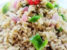 鹅肝酱炒饭的做法