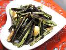 橄榄菜煸豆角的做法